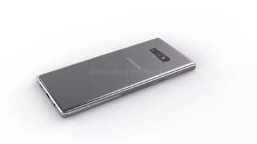Imagen trasera Samsung Galaxy Note 9