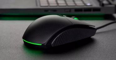 Luces RGB del Xiaomi Mi Gaming Mouse