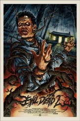 fondo de pantalla de Evil Dead