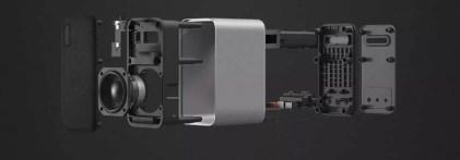 Interior de Xiaomi Mi Bluetooth PC Speaker