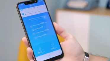 Aplicación Mi Fit de Xiaomi
