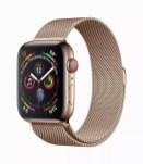 Apple Watch Series 4 acabdo en acero inoxidable