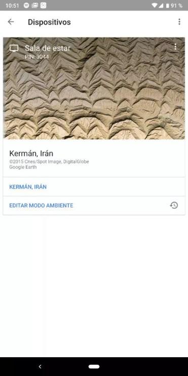 Selección de Google Chroemcast