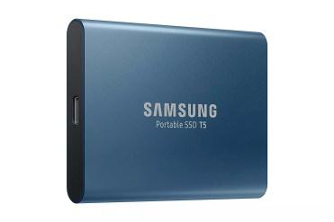 Puerti USB del Samsung T5 Portable SSD