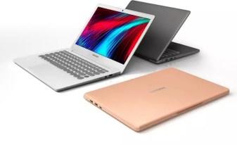 Colores del Samsung Notebook Flash