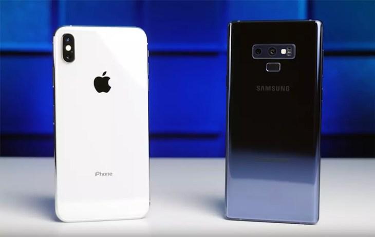 Comparativa del Huawei Mate 20