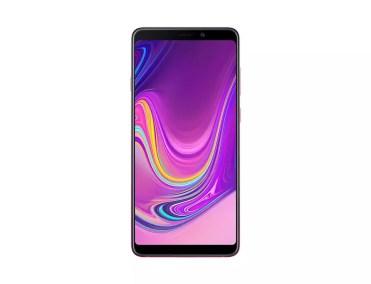 Imagen frontal del Samsung Galaxy A9