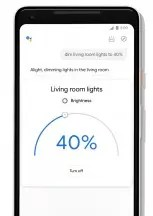 Control bombillas con el asistente de Google