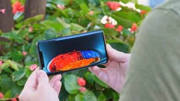 Calidad pantalla Huawei Mate 20 Pro