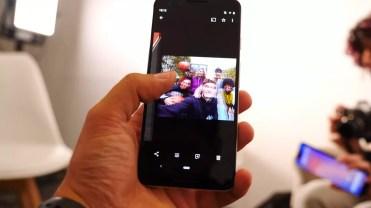 Uso Google Pixel 3
