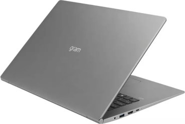 Diseño del portátil LG Gram 17