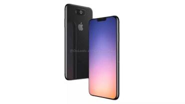 Diseño de nuevo iPhone 2019
