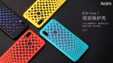 Fundas Xiaomi Redmi Note 7