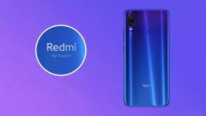 Logotipo nueva marca Redmi de Xiaomi