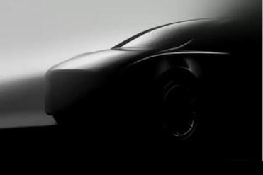 Imagen lateral Tesla Model Y
