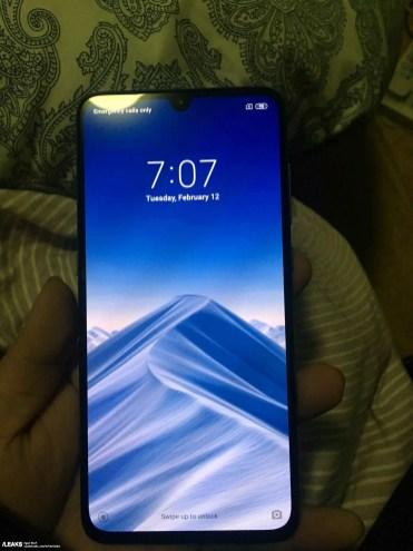 Imagen frontaldel Xiaomi Mi 9