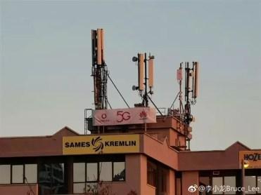 Foto con zoom 10X hecha con el Huawei P30 Pro