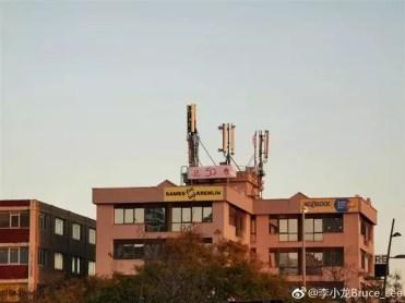 Foto con zoom 5X hecha con el Huawei P30 Pro