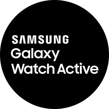 Logo Samsung Galaxy Watch Active