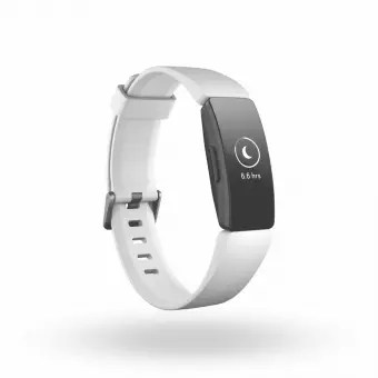 Diseño de la pulsera Fitbit Inspire