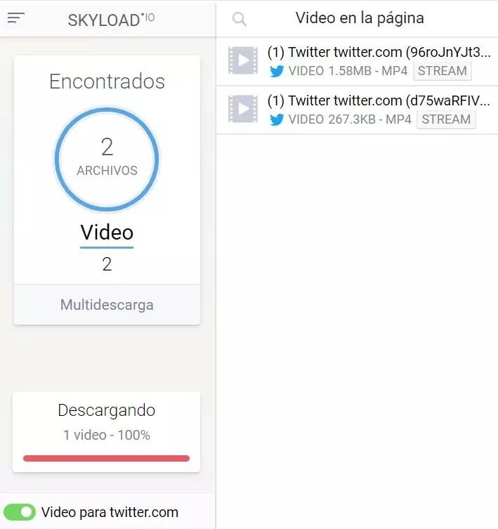 Cómo descargar el contenido multimedia de una web con Google