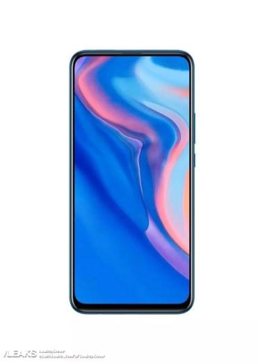 Imagen frontal del Huawei P Smart Z