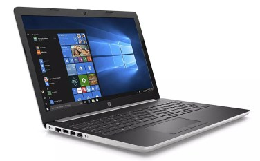 Imagen frontal HP Laptop 15