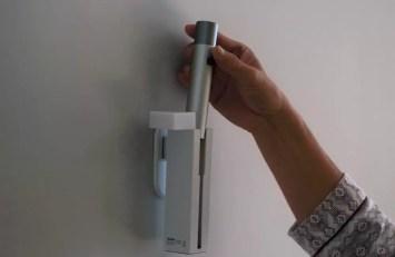 Lámpara Xiaomi uso en pared