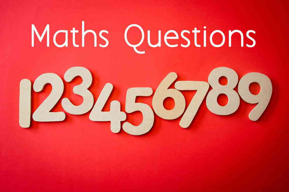 Math Quiz Questions Answers - General Mathematics Quizzes