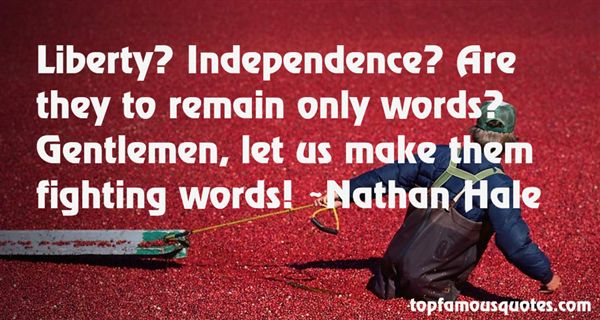 Nathan Hale quotes: top famous quotes and sayings by ...