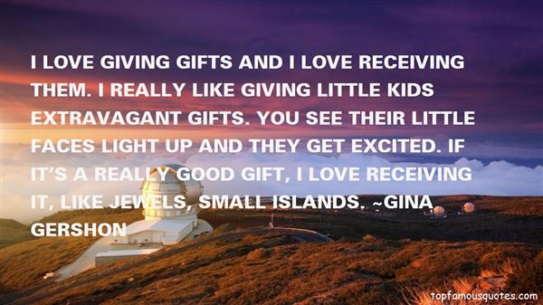 Receiving Gifts Quotes Best 2 Famous Quotes About