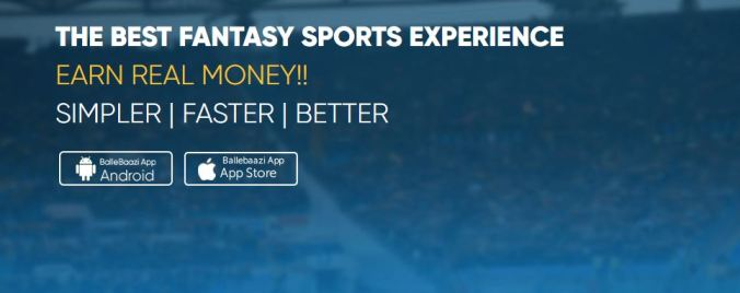 Top 10 Fantasy Cricket Apps List BalleBaazi