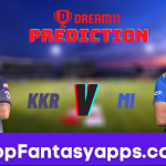 KKR vs MI Dream11 Team Prediction for Todays IPL Match,100% Winning