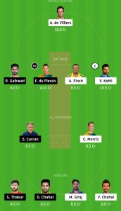 CSK-vs-RCB-Dream11-Team-for-Small-League