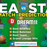 HEA vs STA Dream11 Team Prediction Today's BBL Match, 100% Winning