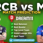 MI vs RCB Dream11 Team prediction: VIVO IPL 2021 1st Match Tips, Pitch Reports