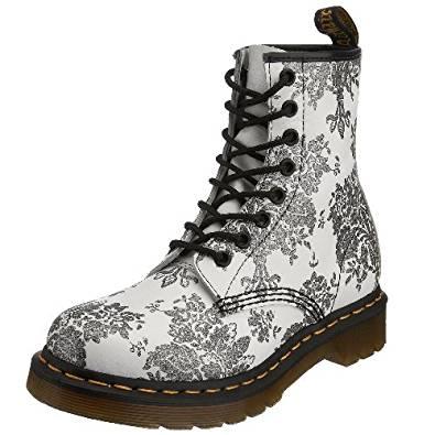 Dr. Martens 1460 Patent Damen Bootsschuhe