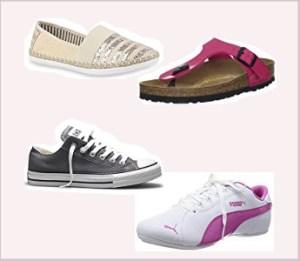 Damen -Schuhe - Sommer 2 - sportlich - 345 x 345