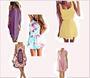 Damenkleider - Sommer 6 in Table 808 - 345 x 345