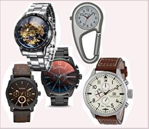 Herren -Uhren 3 - z.B. in Table 823 - 345 x 345
