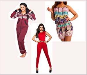 Topfashion.city - Damen -Jumpsuites