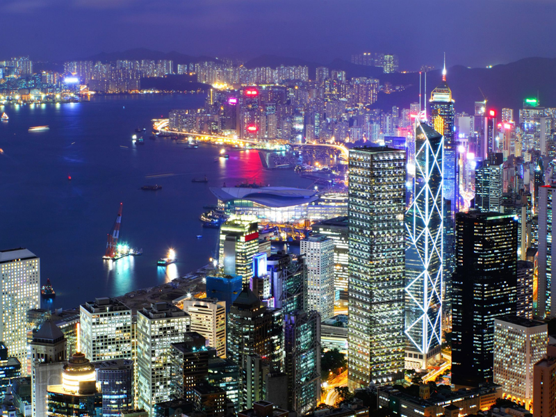 Hong Kong - Toddler Friendly Vacations