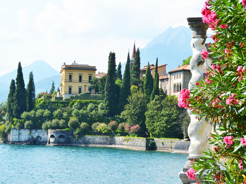 Lake Como - Toddler Friendly Vacations