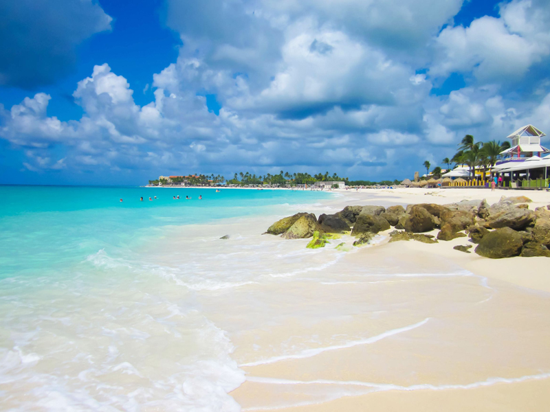 Palm Beach Aruba - Toddler Friendly Vacations