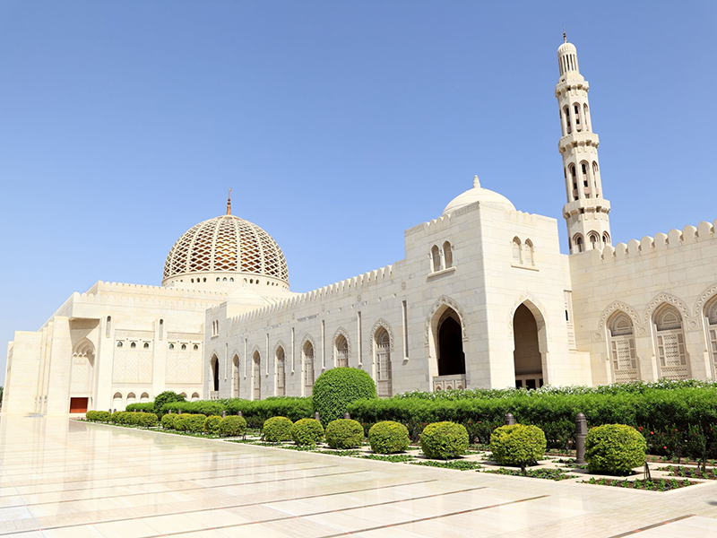 Best Vacations for Kids in the Middle East - Oman