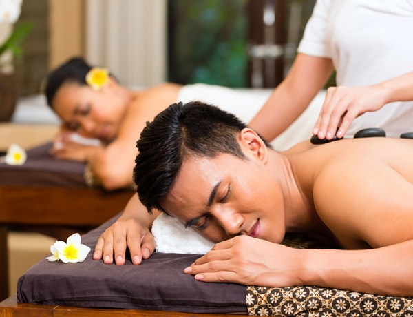 why parents should go to the spa together