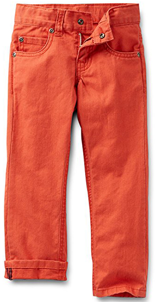 Carter's Boys Twill Pants