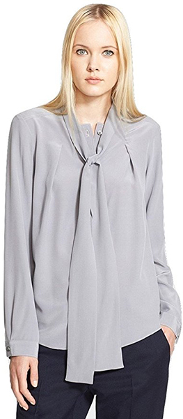 Marc by Marc Jacobs Women's Judo Sand Washed Silk Top