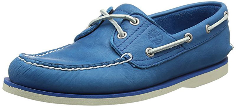 Timberland Men's Classic 2 Eye Boat Shoe