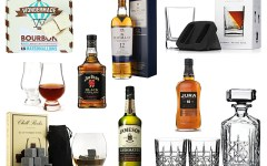 whiskey gifts for dad